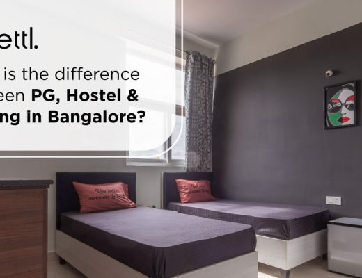 Difference Between Coliving PG and Hostel