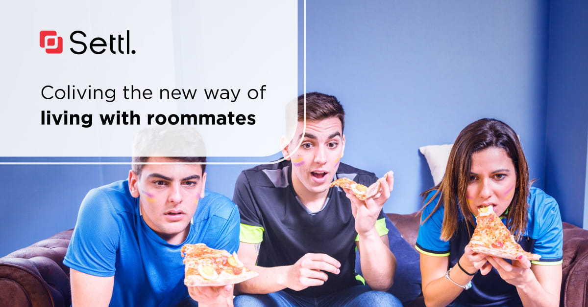 Coliving the New Way of Living with Roommates